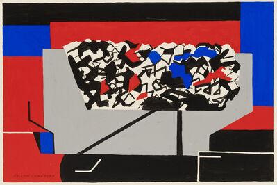 Ralston Crawford, 'Coal Car', 1945