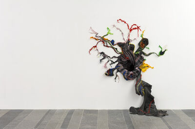 Nicholas Hlobo, 'Isisele', 2010