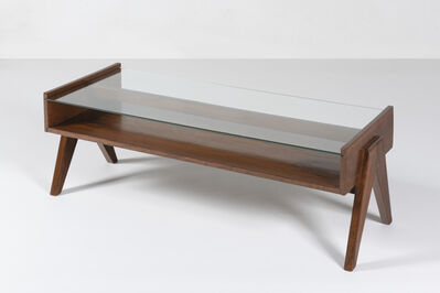 Pierre Jeanneret, 'Chandigarh coffee table', ca. 1960