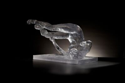 Eric Fischl, 'Untitled (Tumbling Woman)', 2012