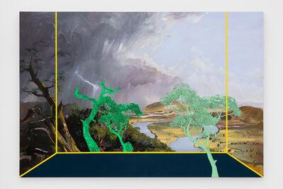Whitney Bedford, 'Veduta (Cole)', 2020