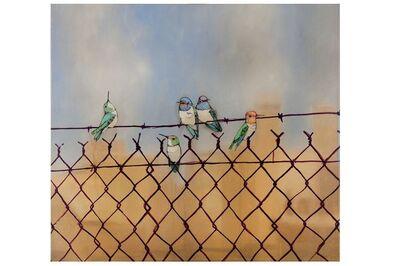 Sage Vaughn, 'Seville Hummingbirds', 2008