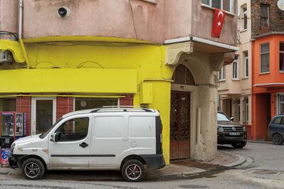 """David Kutz, 'Retro #a0434; Istanbul, Turkey; May 2015; 41°1'55"""" N 28°56'54"""" E'"""
