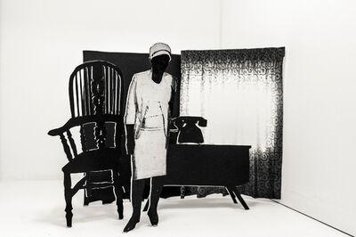 Lebohang Kganye, 'O emetse mohal', 2016