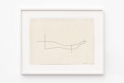 Camille Graeser, 'Zartes Lineament', 1949