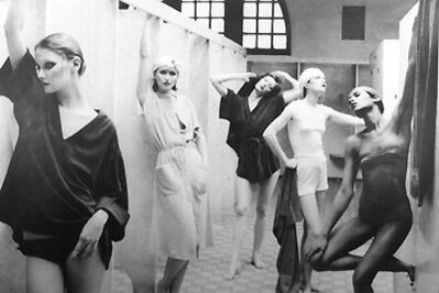 Deborah Turbeville, 'Bathhouse, VOGUE', 1975