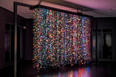 Carlos Betancourt, 'Mancini's Curtain', 2018
