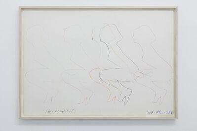Umberto Bignardi, 'Dove vai Valchiria?', 1964