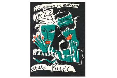 Bruce McLean, '25 Years of Modern Jazz at the Bull '