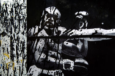 Joyce Pensato, 'The Boxer', 2015