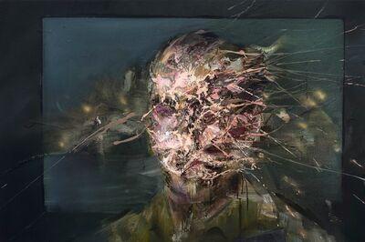 Mathieu Laca, 'Autoportrait anonyme VI', 2018
