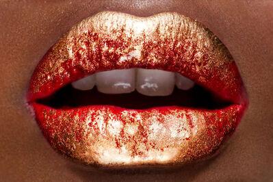 Kenneth Willardt, 'Molten Lips', 2017