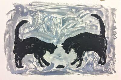 Richard Bosman, 'Copy Cats IV', 2017