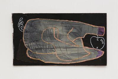 Adriano Costa, 'Pintura Porco', 2015