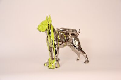 William Sweetlove, 'Cloned Yellow Bulldog '