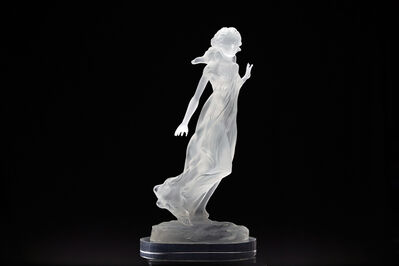 Frederick Hart, 'Frederick Hart Songs of Grace: Hope Lucite Sculpture Original Contemporary Art', 2001