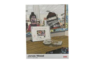 Jonas Wood, 'Face Painting', 2019