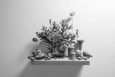 Hans Op de Beeck, 'Still Life (wall piece) (6)', 2019