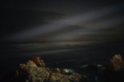 Capucine Vever, 'Un jour en ma présence un mage retira l'horizon tout autour de moi (dix ans après Nicolas Floch)', 2019