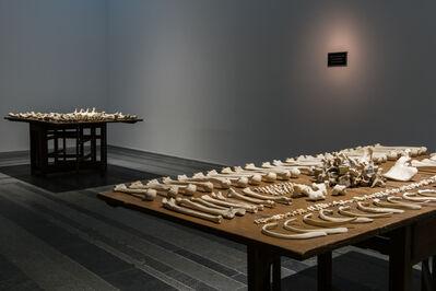 Jenny Holzer, 'Lustmord Table', 1994
