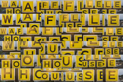 Peter Essick, 'Waffle House Sign, Atlanta, Georgia X 36', 2019