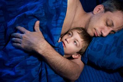 Elinor Carucci, 'Father And Son', 2010