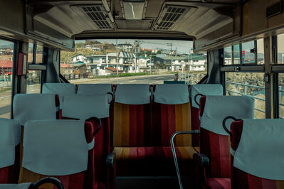 George Nobechi, 'Along the Coastal Bus Route ', 2015