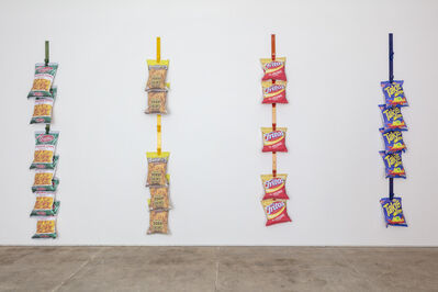 Lucia Hierro, 'Racks, 2019', 2019