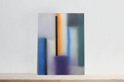 Martí Cormand, 'Walter Dexel Siebdruck v.87', 2016