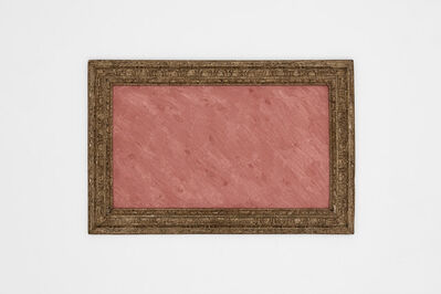 James hd Brown, 'One Color Painting #3 (Flesh Tint)', 2019