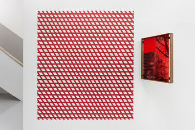 Celine Condorelli, 'How Things Appear, after Carlo Scarpa; Afterimage 3; Horror of air conditioning', 2016