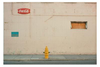 John Baeder, 'Coke Sign', 1977