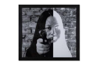 """Xiao Lu 肖鲁, '""""Open Fire""""', 2005"""