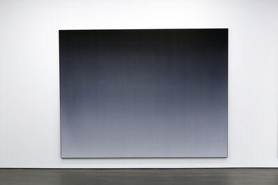 Matti Braun, 'Silk, dye, powder-coated aluminium', 2019