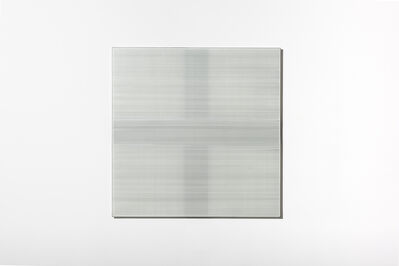 Cobi Cockburn, 'In the Vicinity of White (Grid) #4', 2018