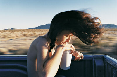 Ryan McGinley, 'Dakota Hair', 2004