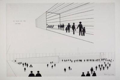 Marta Minujin, 'The Obelisk Lying Down ', 1978