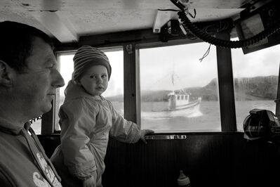 Paul Glazier, 'Iain & Katie, from The Vatersay Series', 2011