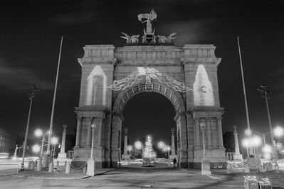 Krzysztof Wodiczko, 'Soldiers and Sailors Memorial Arch, Grand Army Plaza, Brooklyn, New York', 1984-2010