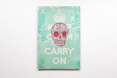 JON TODD, 'Keep Calm and Carry On', 2009