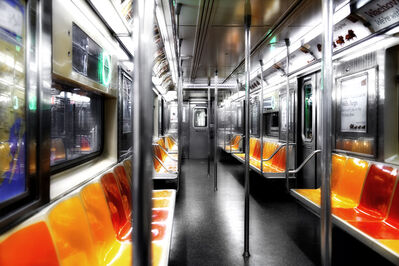 Luc Dratwa, 'Subway 2540', 2012
