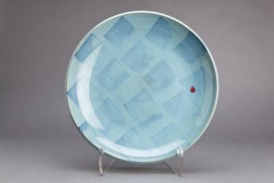 Young Jae Lee, 'Plate, barium and feldspar glaze', ca. 2013