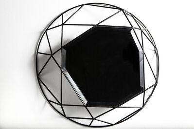 Sam Baron, 'Round Maryline Mirror', 2014