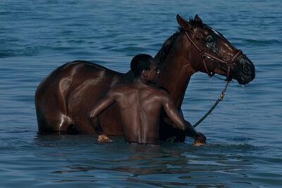 Maroesjka Lavigne, 'Race Horse, Barbados', 2017