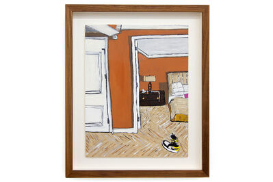 Ali Liebegott, 'Reading Xylor Jane In Bed', 2020