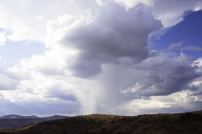 Peter Brown, 'Cloudburst!, Davis Mountains, North of Ft. Davis.', 2013