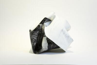 Paul Schwer, 'Kleiner Bao schwarz - weiß', 2011