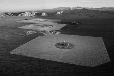Jamey Stillings, 'Evolution of Ivanpah Solar, #8502 October 27, 2012', 2012