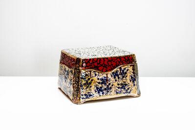 Roberto Lugo, 'Texture Study - Box ', 2019