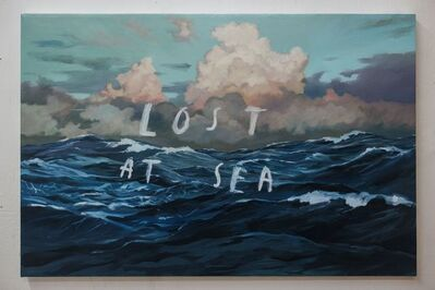 Oliver Jeffers, 'Lost at Sea', 2016